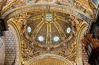 Dome of the Santo Domingo church, Orihuela  Alicante province, Comunidad Valenciana, Spain