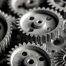 gears piled on top of gears