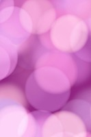 Colourful abstract bokeh background