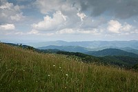 Max Patch, Appalachian Trail, Pisgah Nat. Forest, NC