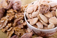 healthy dry fruits