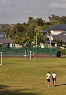 Mauritius, sport field
