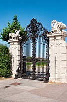 Gate of Belvedere Palace,vienna