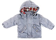 Children´s gray jacket