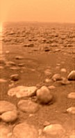 Surface of Titan