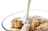 Cereals with milk