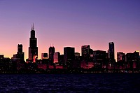Chicago silhouette