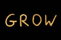 Text Grow