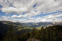 Canadian Rocky Mountains, Banff Alberta Canada