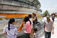 Wat Phra Mahathat Vihan is the most important temple of Nakhon Si Thammarat and southern Thailand It was constructed at the time of the founding of th...