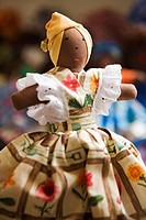 Locally Made Doll For Sale on St. Thomas