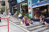 Central Soho, Staunton Street, Central, Hong Kong