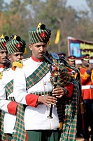 Men´s band performance , India