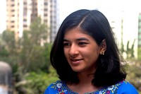 Tanaya ; 15 years old girl ; Borivali ; Bombay Mumbai ; Maharashtra ; India MR
