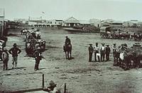 Market Square Market, 1887, Johannesburg, South Africa 19th century.