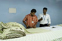 Garment industry , Tirupur , Tamil Nadu, India
