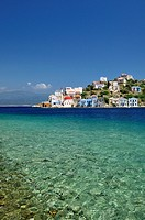 Kastellorizo  Dodecanese Islands  Greece