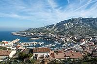 Europe, France, Bouches-du-Rhone 13, Marseille, European Capital of Culture 2013, 9th district, creek, Calanque National Park since 18/04/2012 Les Gou...