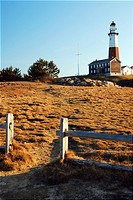 Path to Montauk Point