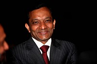 Dr Pawan Goenka president automotive sector of Mahindra & Mahindra Limited NO MR