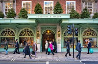 Fortnum and Mason, London, UK