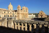 San Nicolo Cathedral in Noto, Sicily