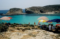 Blue Lagoon, Isle of Gozo