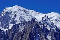 Der Mont Blanc _ Chamonix