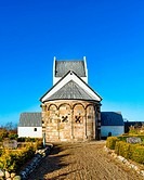 Medieval Danish church