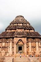Konarak sun temple ; Konarak ; Bhubaneswar ; Orissa; India
