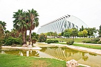 Science and culture center in Valencia, Spain