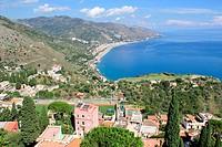 Küste vor Taormina
