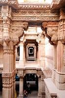 Adalaj vav at ahmedabad , Gujarat , India