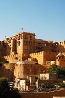 Jaisalmer fort , Jaisalmer , Rajasthan , India