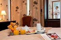 HOTEL RESTAURANT DE LA FORET, SENoNCHES, EURE_ET_LOIR 28, FRANCE