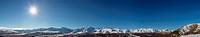 USA, Alaska, View of Alaska Range at Denali National Park
