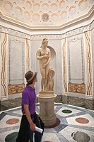 Capitoline Venus, Capitoline Museum, Palazzo Nuovo, Rome, Lazio, Italy.