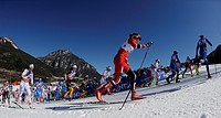 FIS Nordic World Ski Championships 2013, 30 km Ladies, march 2, 2013, Val di Fiemme, Italy CTK Photo/Radek Petrasek