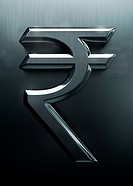Illustrative image of rupee sign