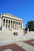 Columbia University, Manhattan, New York