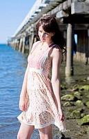 Beach Getaway Girl