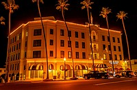 The Grande Colonial Hotel, La Jolla San Diego, California USA