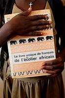 African school, Togo.