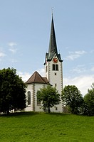 church, Stein, Appenzeller Land, Switzerland