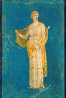 Medea Medea, wall painting