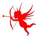 Cupid Valentine Illustration