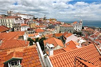 view of the City of Lisbon