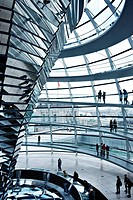 impressions from Berlin _ The Reichstag cupola / Reichstagskuppel
