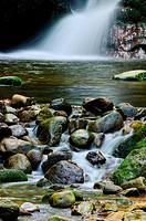 Geroldsauer Wasserfall Baden_Baden Deutschland, Geroldsauer waterfall Baden_Baden Germany,
