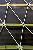 tensioners, Media TIC building, 2009, arch. Enric Ruiz Geli, 22 @, Barcelona, Catalonia, Spain